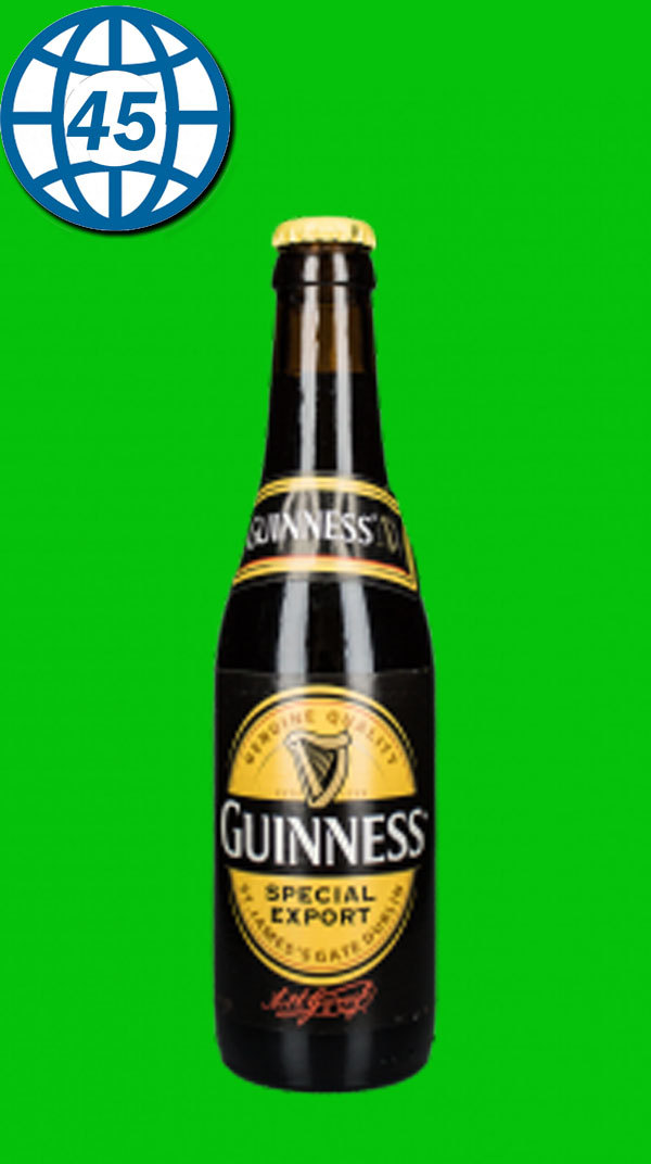 Guinness Special Export 0,33 L Alc 8% VOL