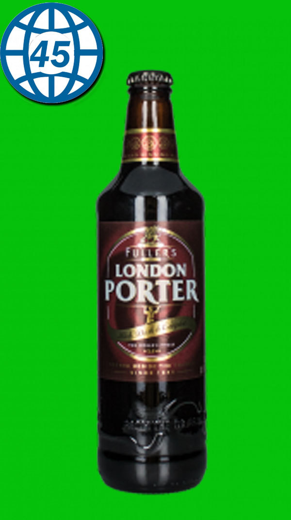 Fullers London Porter 0,5L Alk 5,4% vol
