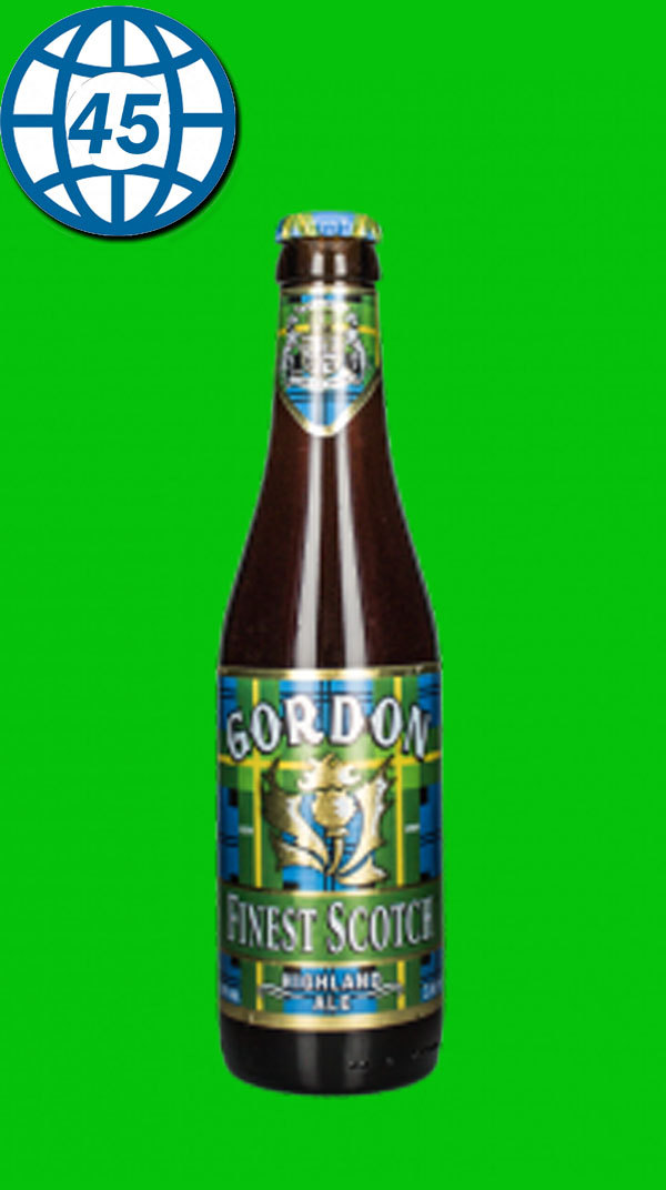Gordon Scotch Ale  0,33L Alk 8% vol