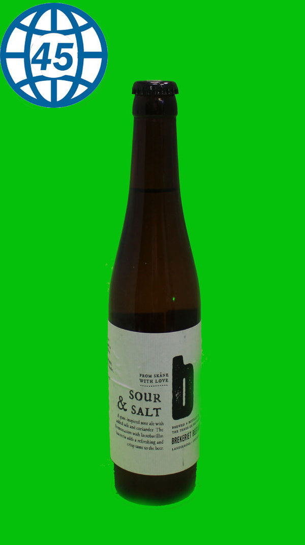 Sour & Salt   0,33L Alk 4,6% vol
