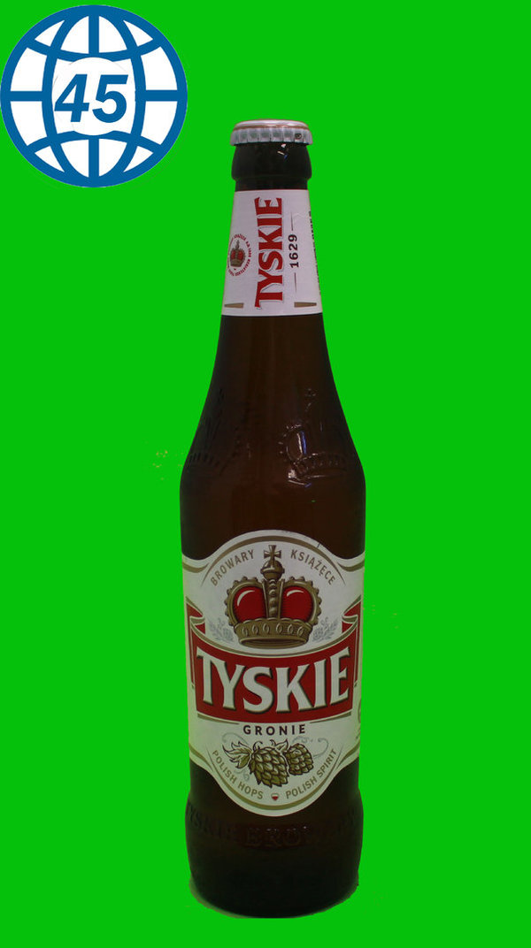 Thyskie 0,5L Alk 5,2% vol