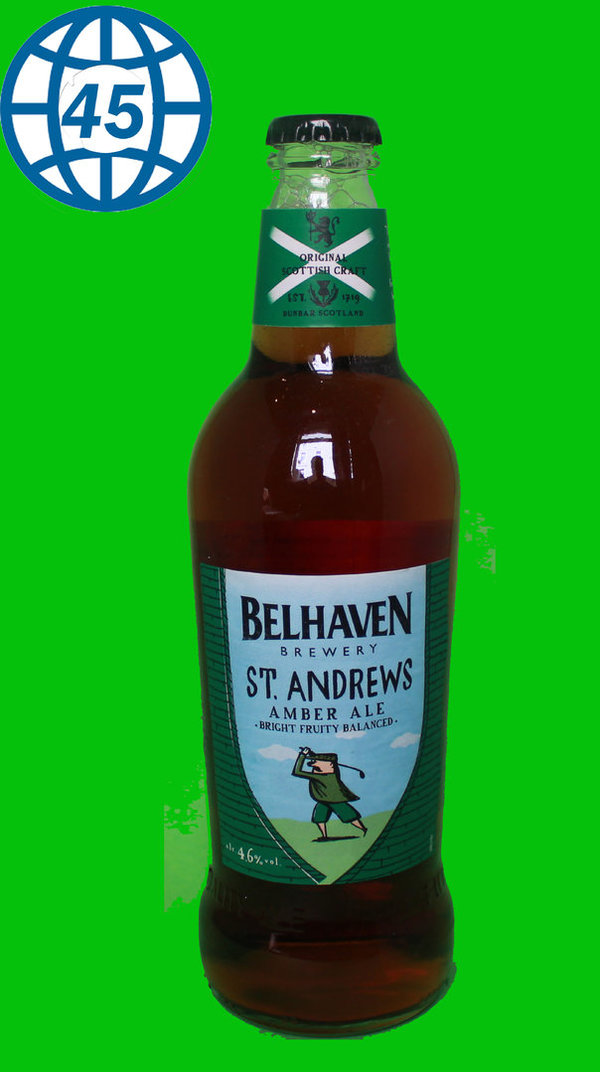 Belhaven St. Andrews  0,5L Alk 4,6% vol