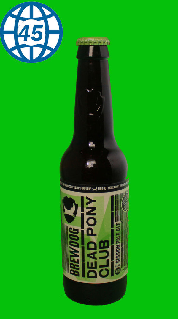 Brewdog Dead Pony Club 0,33L Alk 5,6% vol