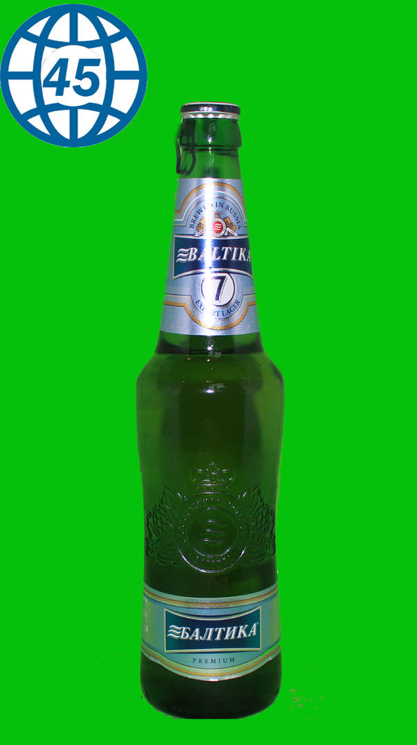 Baltika Export Lager  0,47L Alk 5,4% vol