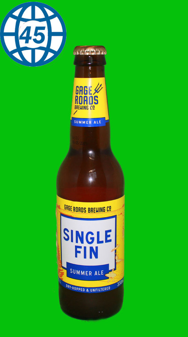 Single Fin SUmmer Ale  0,33L Alk 4,5% vol