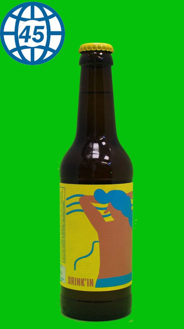 Mikkeller Drink'in the sun  0,33L Alk 0,3% vol