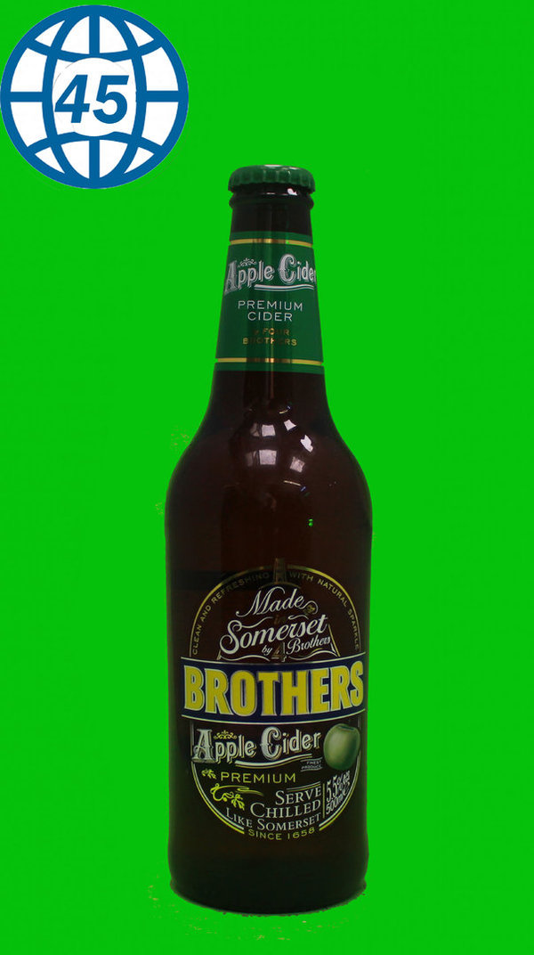 Brothers Premium Apple Cinder 0,5L Alk 5,5% vol