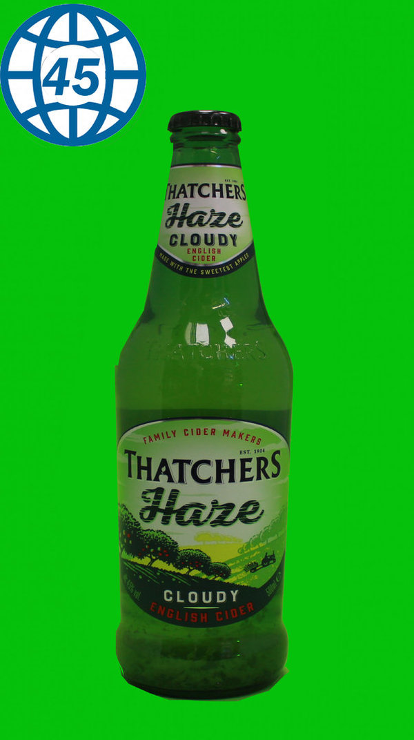 Thatchers Haze Cloudy  0,5L Alk 4,5% vol