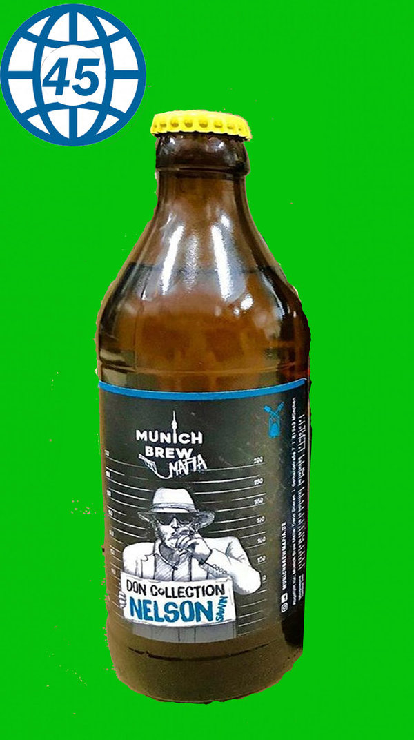 Munich Brew Mafia Don Collection Nelson 0,33L Alk 5,3% vol