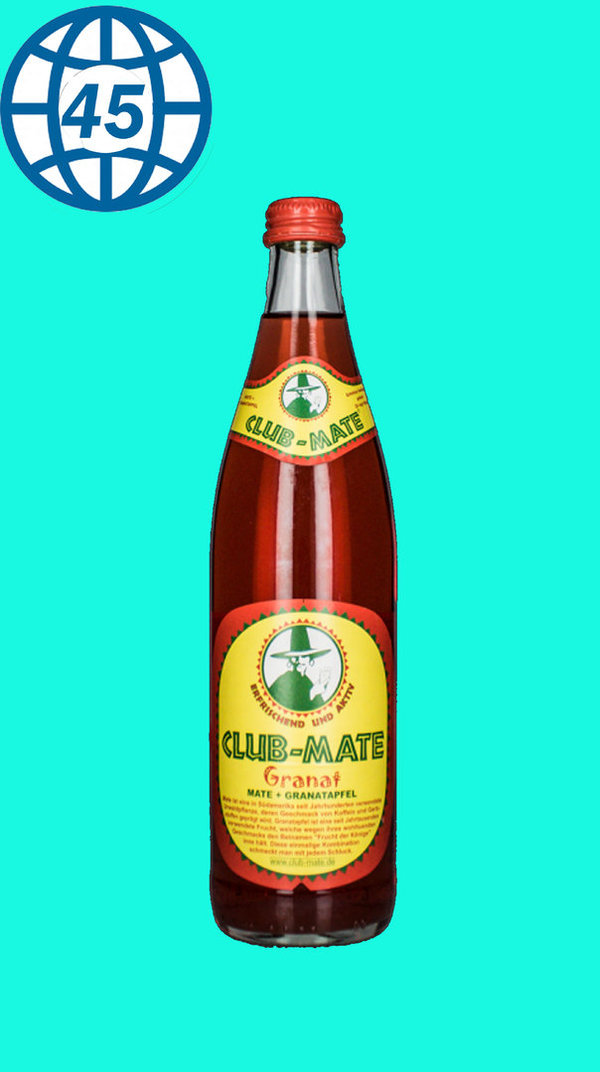Club- Mate Granat 0,5L
