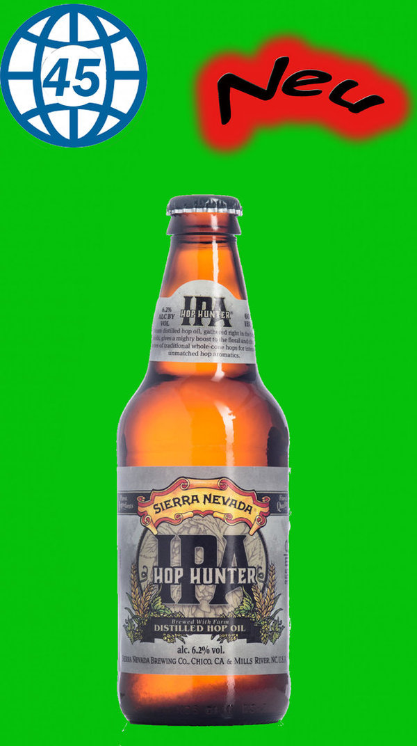 Sierra Nevada Hop Hunter Ipa  0,355L Alk 6,2% vol
