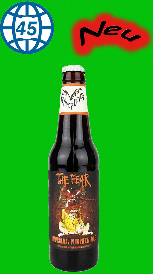 The Fear 0,33L Alk 9% vol