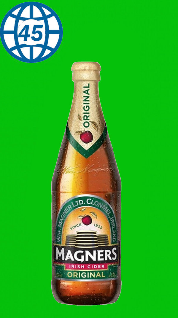 Magnes Irish Cider  568ml Alk 4,5% vol