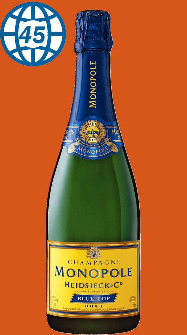 Champagne Pommery Reims-France  0,75L Alk 12,5% vol