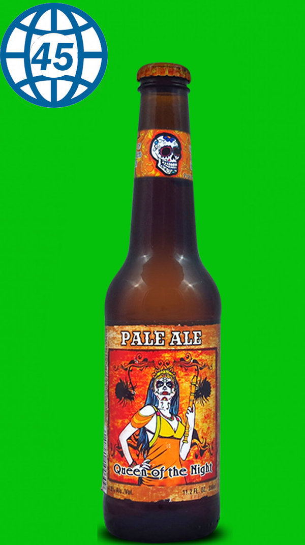 Beer of the Dead  Queen of the Night Pale Ale 0,33L Alk 4,8% vol