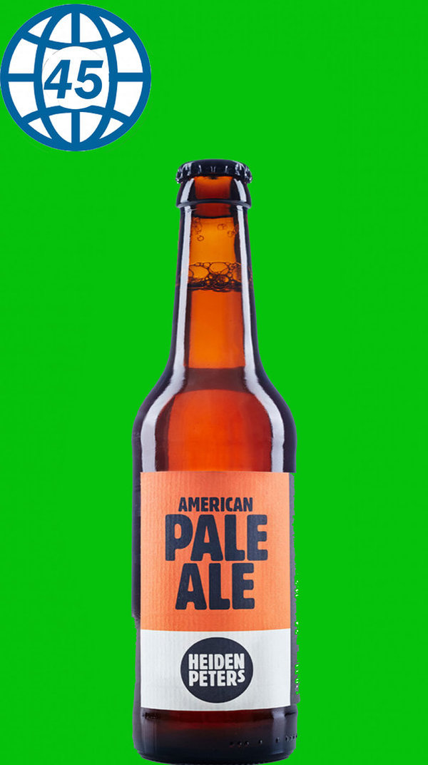 Heiden Peters Pale Ale  0,33L alk 5,3% vol