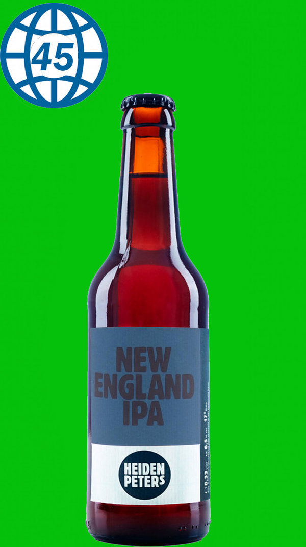 Heiden Peters New England Ale  0,33L alk 7% vol