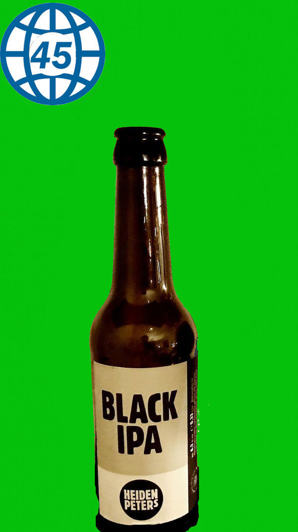 Heiden Peters Black IPA 0,33L alk 6,2% vol