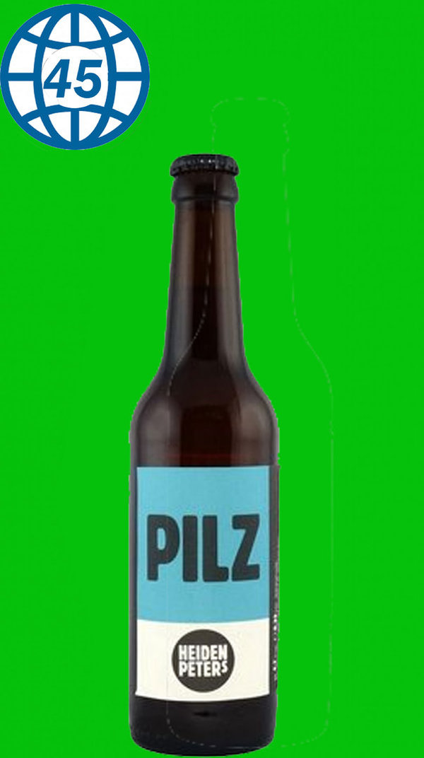 Heiden Peters Pilz 0,33L alk 4,9% vol