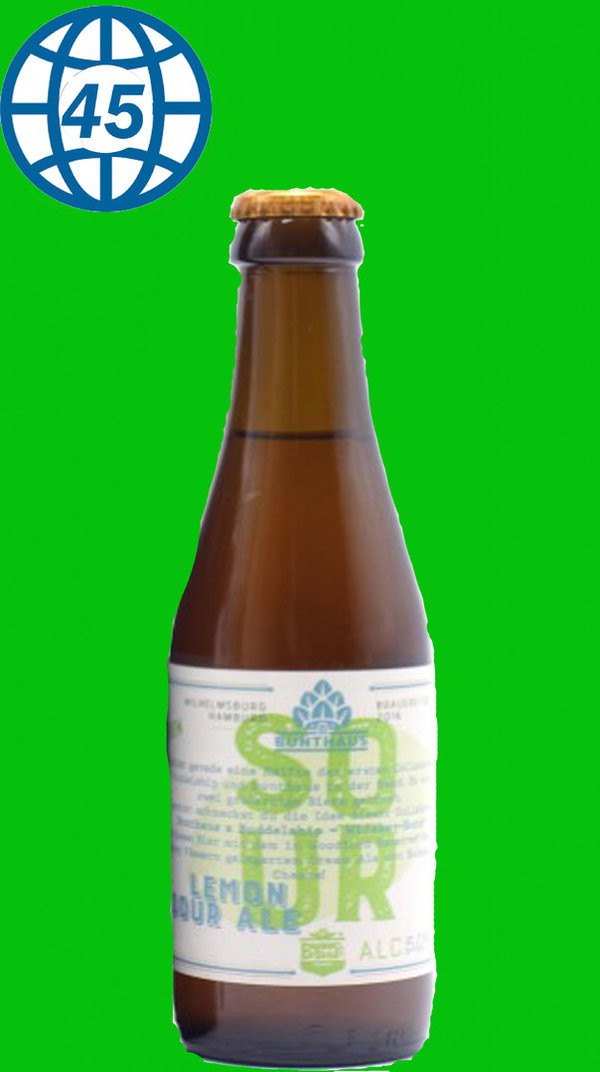 Bunthaus Lemon Sour Ale  0,250L alk 5% vol
