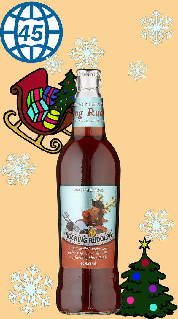 Rocking Rudolph  Christmas Ale 0,5l ale 4,2%vol